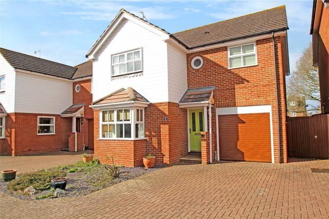 Thumbnail Detached house for sale in Ashbys Close, Edenbridge