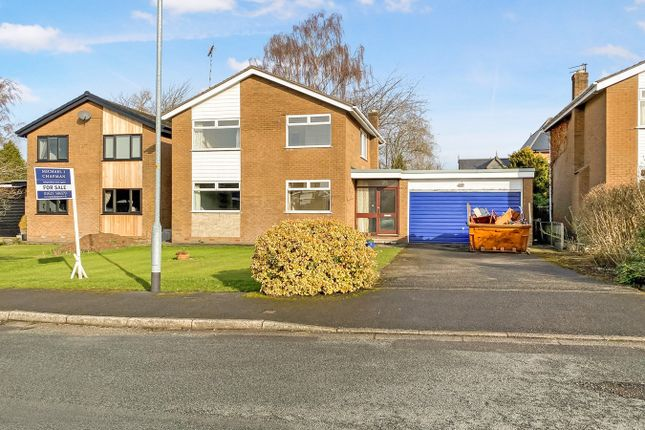 Thumbnail Detached house for sale in Downesway, Alderley Edge