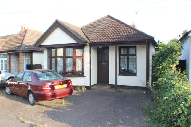 Thumbnail Detached bungalow for sale in The Avenue, Hadleigh, Essex