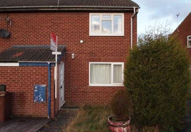 Thumbnail Flat to rent in Exeter Drive, Leeds