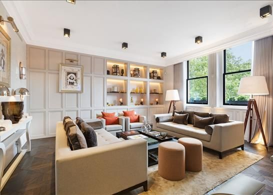 Thumbnail Flat to rent in Hans Place, Knightsbridge, London