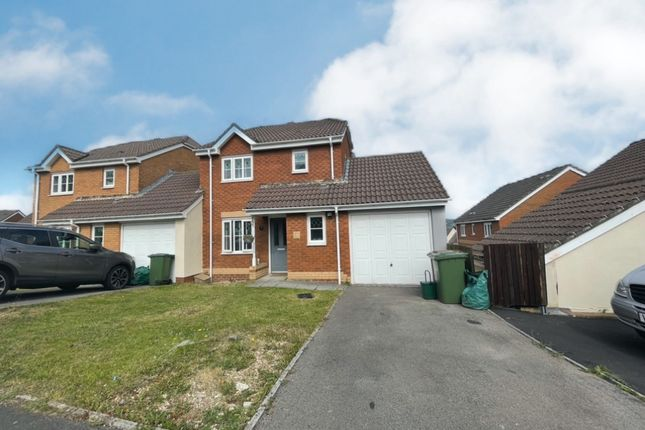 Thumbnail Link-detached house for sale in Cae Canol, Hengoed Hall, Hengoed