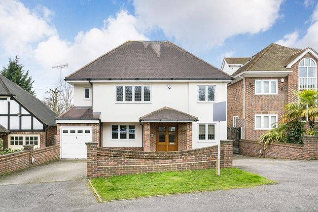 Thumbnail Detached house for sale in Chester Road, Chigwell