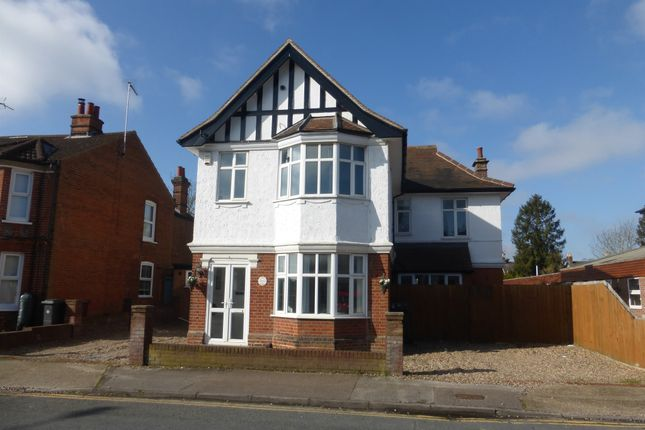 Thumbnail Detached house for sale in Hatfield Road, Ipswich