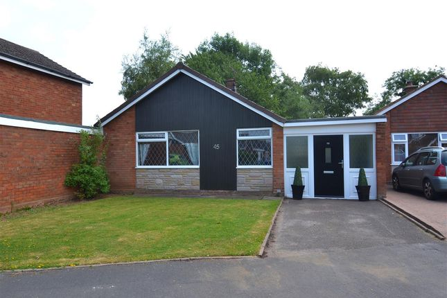 Thumbnail Detached bungalow for sale in Cedar Way, Stafford