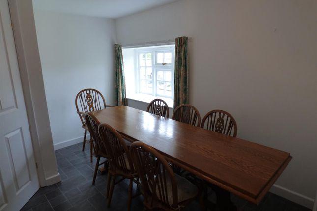 Dining Room of Dinas Cross, Newport SA42