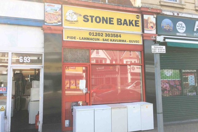 Retail premises to let in Christchurch Road, Bournemouth