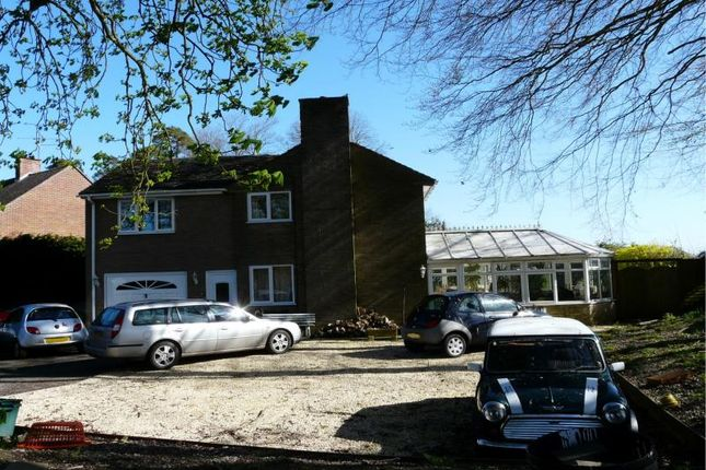 Thumbnail Detached house for sale in Priory Road, Hungerford