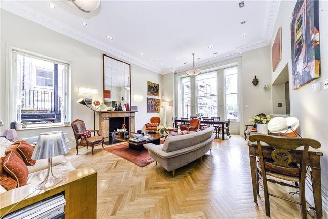 Thumbnail Flat for sale in Bina Gardens, South Kensington, London