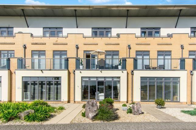Thumbnail Terraced house for sale in Lacuna, Windsor Esplanade, Cardiff, Caerdydd