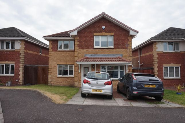 Thumbnail Detached house for sale in St. Stephens Court, Clydebank