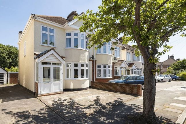 Thumbnail Semi-detached house for sale in Sidewood Road, London