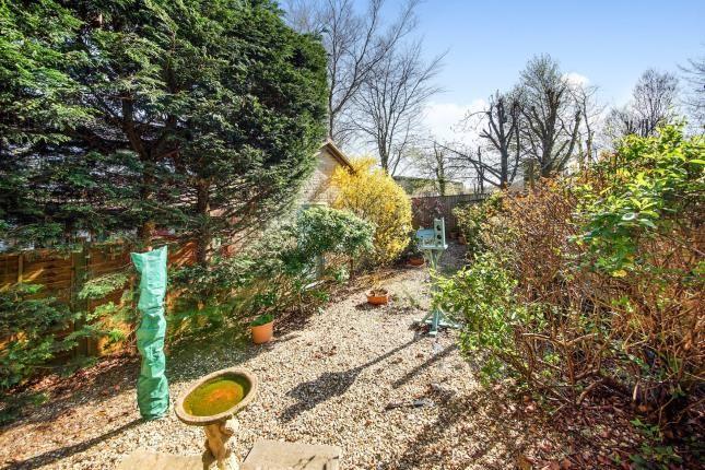 Garden of Constantine Court, Shepton Mallet BA4