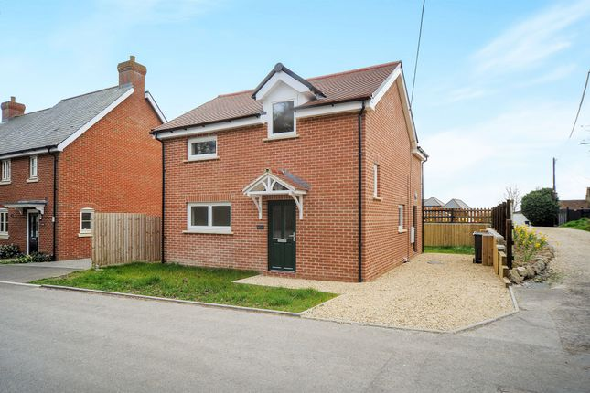 Thumbnail Detached house for sale in High Street, Ogbourne St. George, Marlborough
