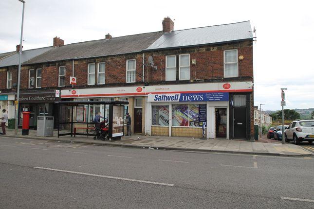 Thumbnail Flat to rent in Saltwell Road, Saltwell, Gateshead, Tyne & Wear
