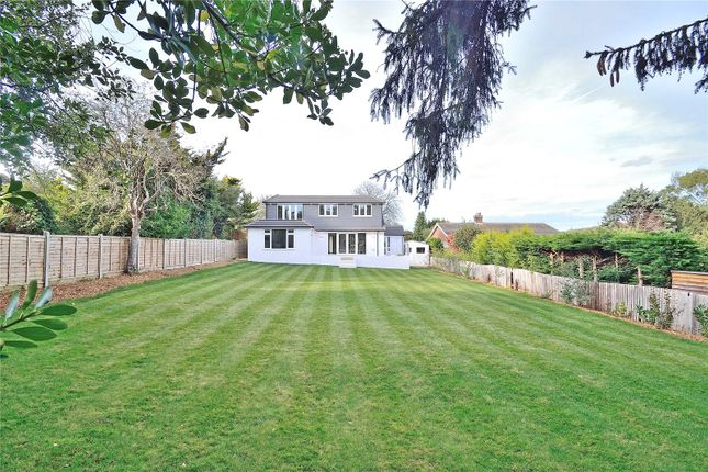 Thumbnail Detached house for sale in Findon Road, Findon Valley, Worthing, West Sussex