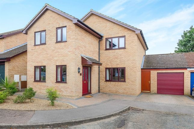Thumbnail Detached house for sale in Mountbatten Road, Bungay