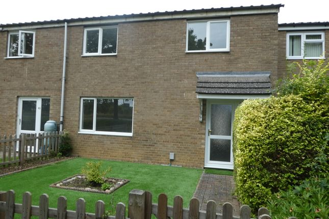 Thumbnail Terraced house to rent in Chester Road, Stevenage, Hertfordshire