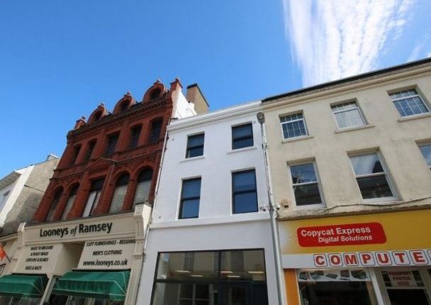 Thumbnail Flat to rent in Apartment, 28 Parliament Street, Ramsey