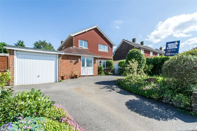 Thumbnail Detached house for sale in Brompton Farm Road, Rochester