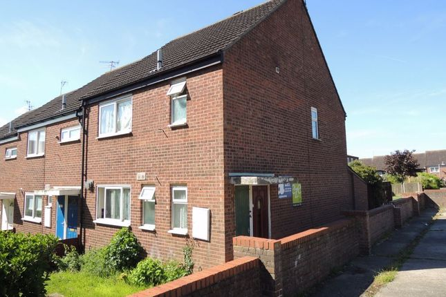 Thumbnail End terrace house to rent in Stanley Wooster Way, Colchester, Essex
