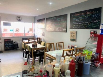 Restaurant/cafe for sale in South Charlotte Street, Edinburgh
