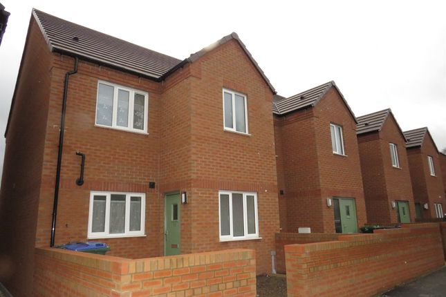 Thumbnail End terrace house for sale in Crocketts Lane, Birmingham, Smethwick