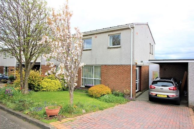 Thumbnail Semi-detached house for sale in Dundas Place, Kirkliston