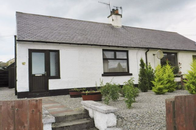 Thumbnail Bungalow for sale in Mackay Avenue, Grantown-On-Spey