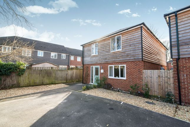 Thumbnail Detached house for sale in Porters Close, The Drove, Andover