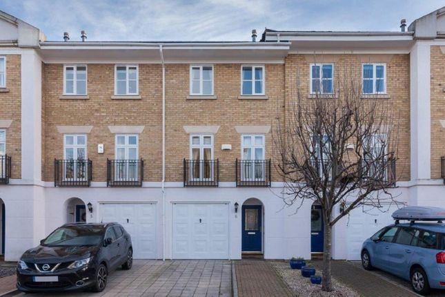 Thumbnail Terraced house for sale in Bevin Square, London