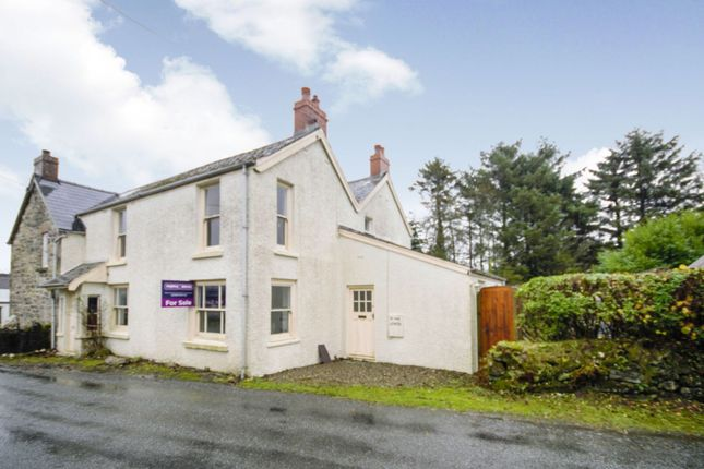 Thumbnail Semi-detached house for sale in Mynachlogddu, Clynderwen