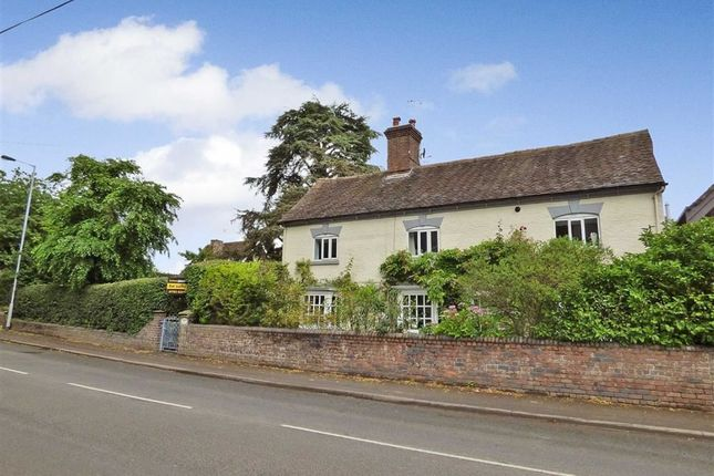 Thumbnail Cottage for sale in Poolside, Madeley, Crewe