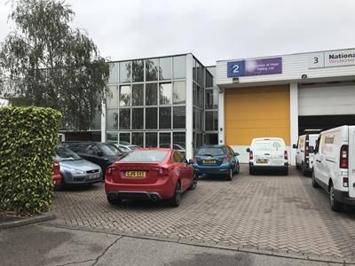 Thumbnail Light industrial to let in Avery Way, Questor, Dartford, Kent