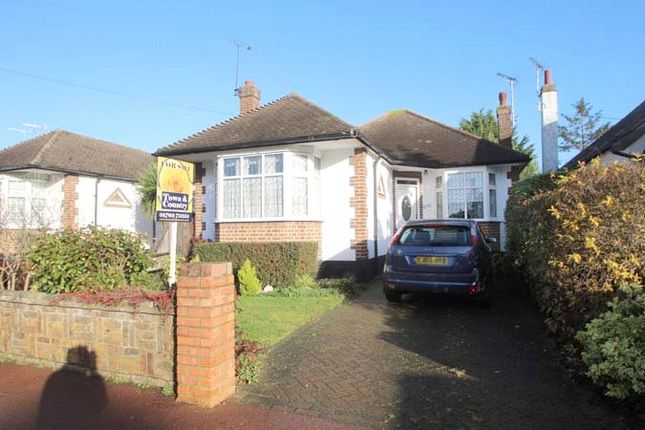 Thumbnail Bungalow for sale in Hadleigh Road, Leigh-On-Sea, Essex