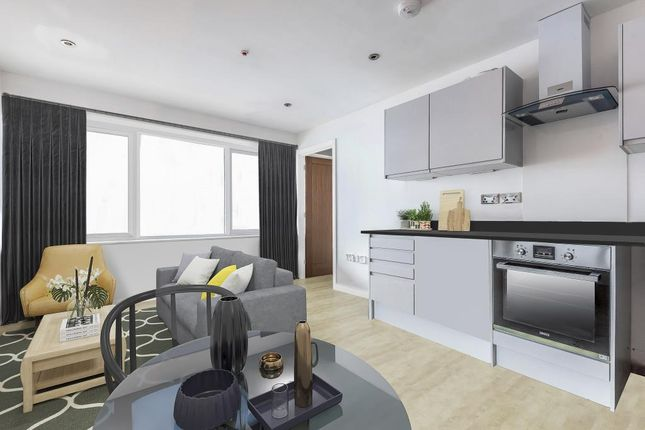 Thumbnail Flat for sale in Spectrum House, Woking