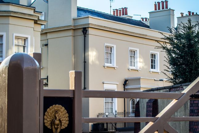 Thumbnail Semi-detached house for sale in Park Terrace, Nottingham