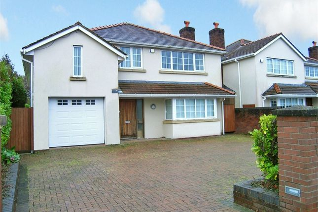 Thumbnail Detached house to rent in St Edeyrns Road, Cyncoed, Cardiff