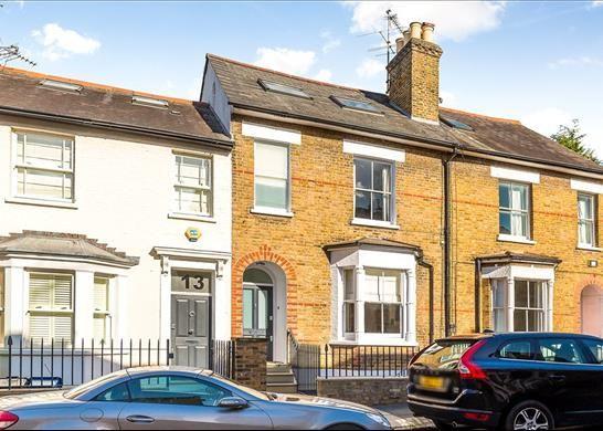 External of Grosvenor Road, Richmond TW10
