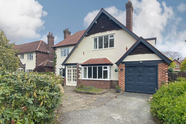 Thumbnail Detached house for sale in Alton Road, Wilmslow