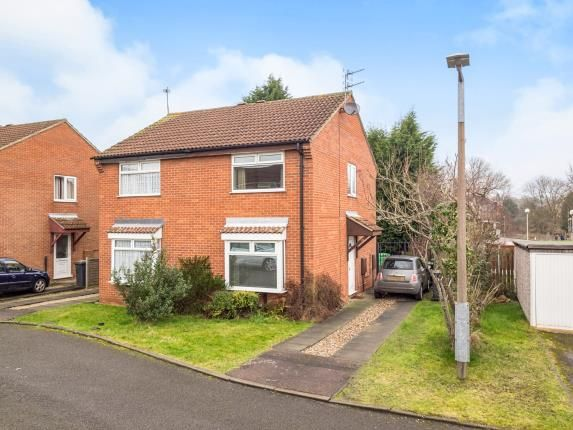 2 bed semi-detached house for sale in Camdale Close, Beeston, Nottingham