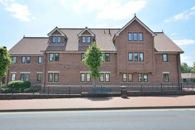Thumbnail Flat for sale in Linden Court, West Lane, Edwinstowe