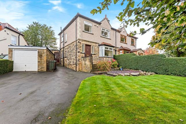 Thumbnail Semi-detached house for sale in Ravenscliffe Road, Calverley, Leeds
