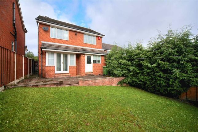 Thumbnail Detached house to rent in Cardwell Avenue, Woodhouse, Sheffield