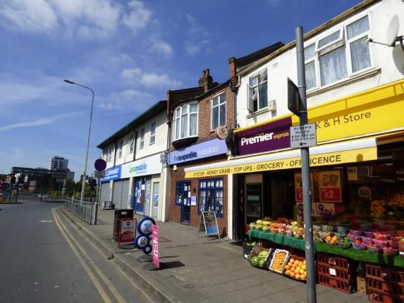 Thumbnail Flat for sale in Longbridge Road, Barking