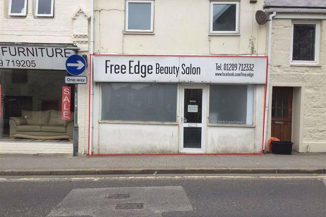 Thumbnail Retail premises to let in 89, Trelowarren Street, Camborne