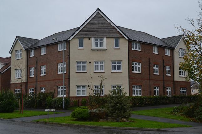 Thumbnail Flat for sale in Olympian Close, Chorley