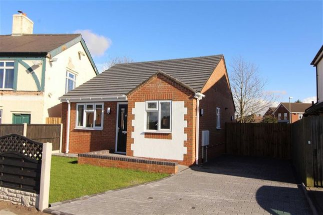 Thumbnail Detached bungalow for sale in Vale Street, Vale Street, Dudley