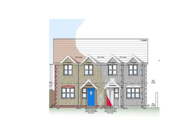 Thumbnail Semi-detached house for sale in Peache Road, Downend, Bristol
