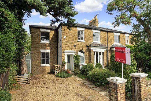 Thumbnail Semi-detached house for sale in Nightingale Road, Hampton